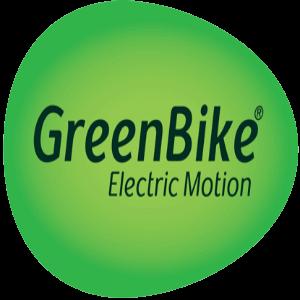 לוגו של חנות אופניים גרין בייק