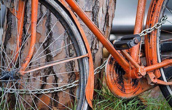 מנעולים לבטיחות האופניים