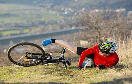 המנעות מפציעות ברכיבה על אופניים
