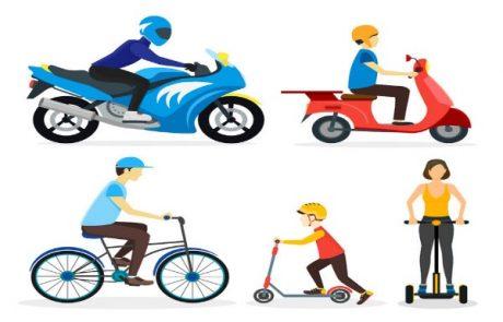 אופניים חשמליים או קטנוע?