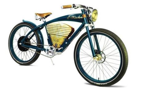 אופניים חשמליות – חידושים וטרנדים ל- 2018