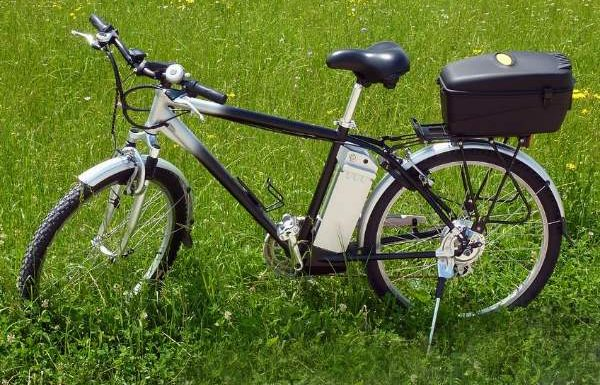 ערכת הסבה עבור אופניים חשמליים
