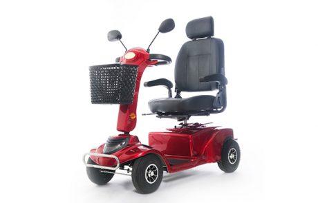 קלנועית כרכב חשמלי המתאים לסביבה ירוקה